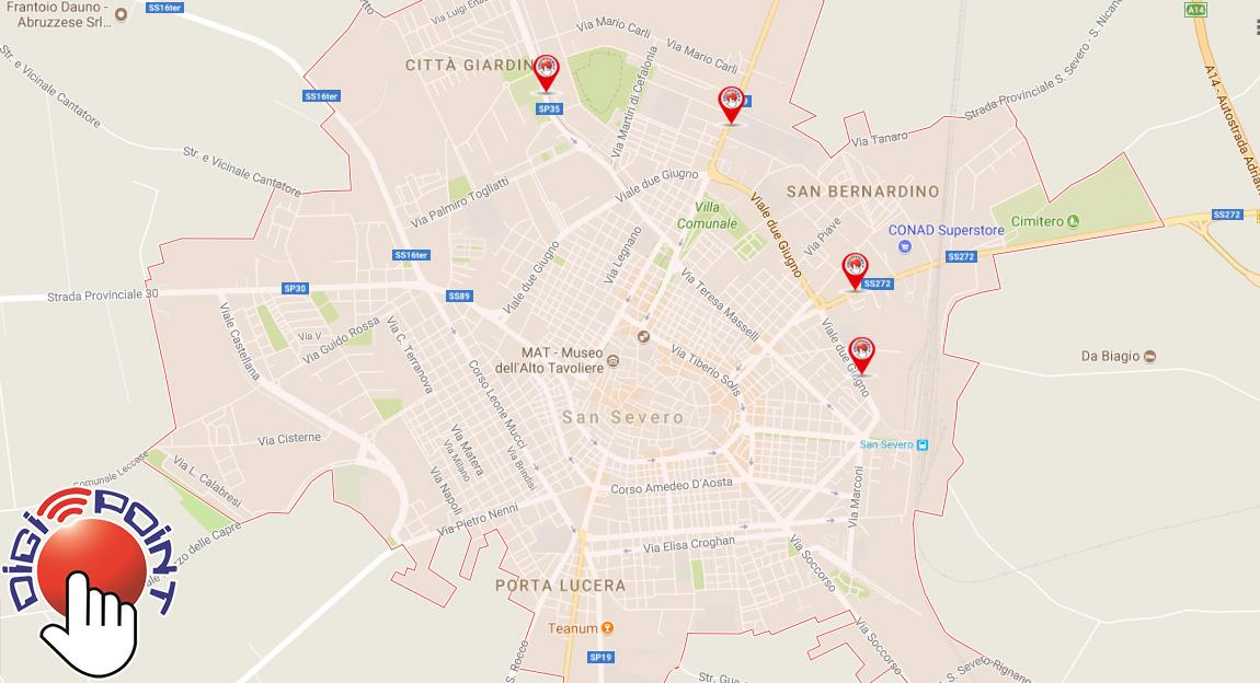 mappa 6x3