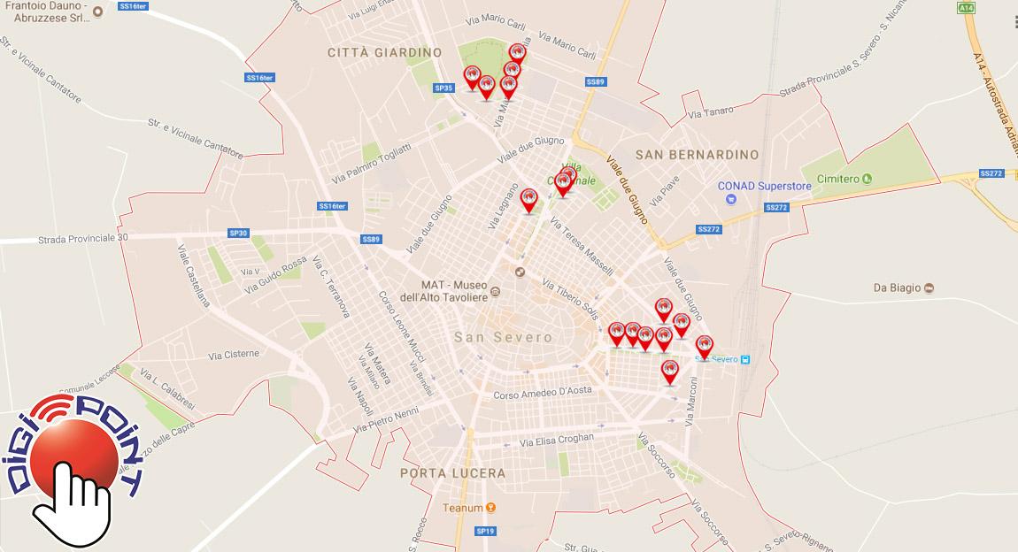 mappa 200x100 sales